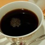 帝国ホテル - コーヒー