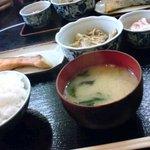 順菜 - 鮭塩焼き