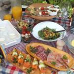 クラゲストア - クラゲの朝ごはん ビュッフェで楽しむゆったりモーニング!
