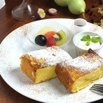 クラゲストア - クラゲの朝ごはん!ふんわりとろける特製フレンチトースト 1680円