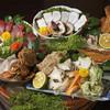 海鮮茶屋貝族料理みのしょう - 料理写真:明石の天然魚介盛合せ