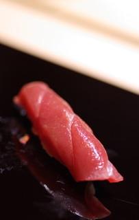 鮨さゝ木 - 鮪(しび)