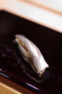 鮨さゝ木 - 小鰭(こはだ)