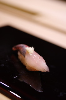 鮨さゝ木 - 鰯(いはし)
