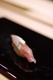 鮨さゝ木 - 眞鰺(まあぢ)
