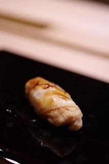 鮨さゝ木 - 穴子(あなご)