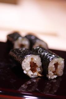 鮨さゝ木 - 海苔巻(のりまき)