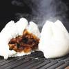 江戸清 - 料理写真:チャーシュー包(パオ) 1個500円 備長炭で丁寧に焼き上げた叉焼がたまりません!!
