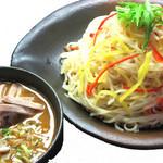 生粋 - 白湯と秋刀魚のWスープ☆