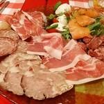 Don Giovanni  - 前菜の盛り合わせ