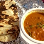 インド・ネパール料理 FULBARI - テイクアウト カレー&ナン ¥500