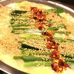 鍋秀 - 料理写真:みそ