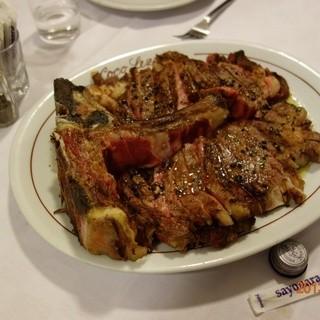 OSTERIA il FUOCO - 料理写真:ビステッカアッラフィオレンティーナ
