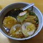 さかいや食堂 - チャーシューメン 730円