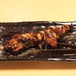 宮川本廛 - 肝焼き
