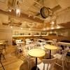 ベシャメルカフェ - 内観写真:【店内】テーブル席①