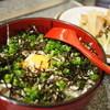 スタミナ焼肉鉄板王 - 料理写真:しらす丼
