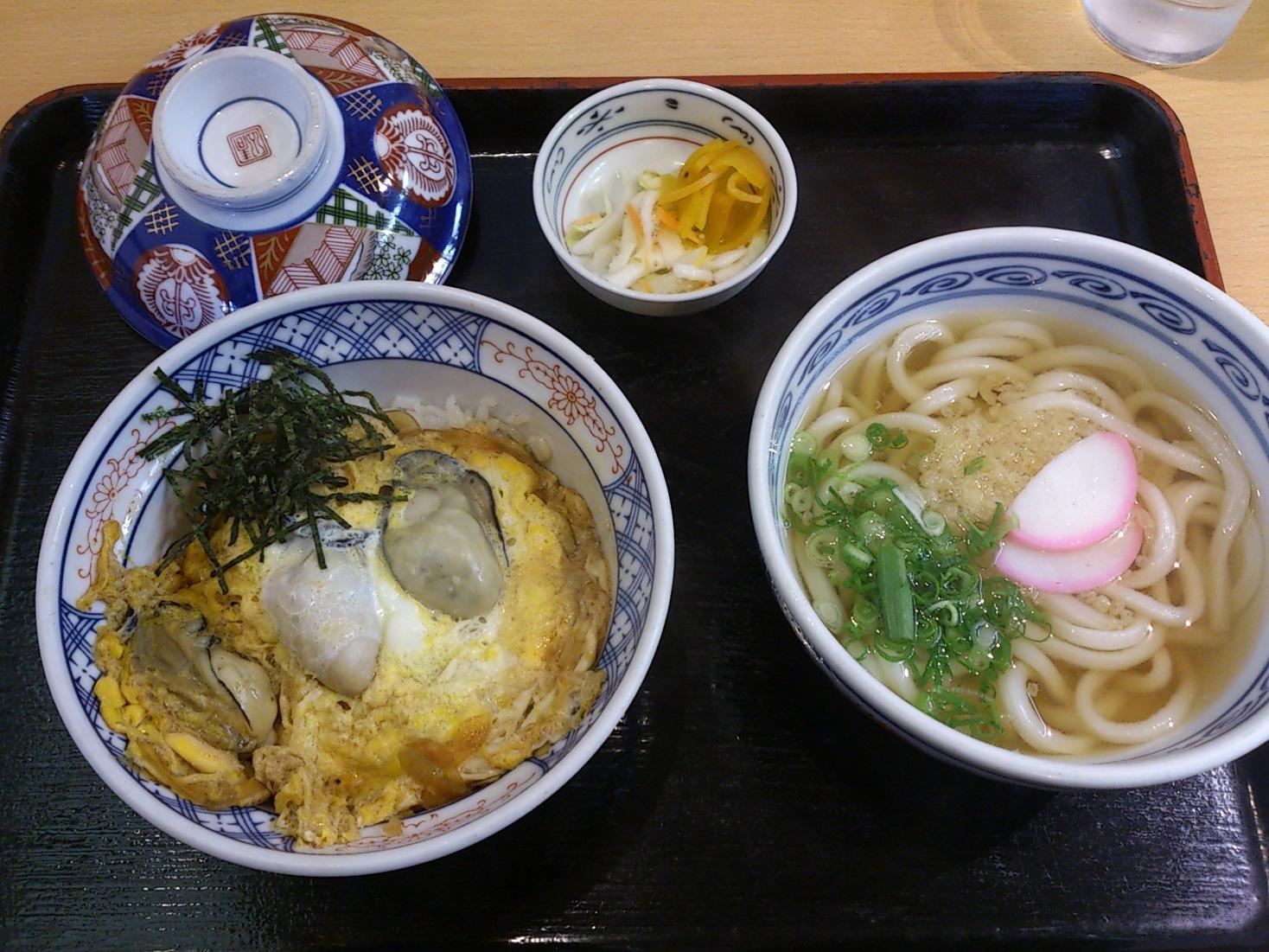 天霧うどん 総社店