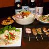 TORIMARU - メニュー写真:宴会の料理はこんな感じ!