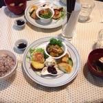 ピピネラキッチン - おばんざいランチSサイズ