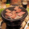 炭火焼肉 かんてき - 料理写真:『かんてき』の特徴は何と言っても炭火でお肉を焼く、しかも値段がリーズナブルで美味しい所です。
