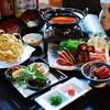 蕎麦人弁慶 - 料理写真:【コース】弁慶名物!蕎麦すきコース
