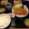 キッチンたうち - 料理写真:とんかつ定食@1480円