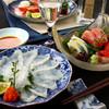 草庵 - 料理写真:四季折々の鮮魚をご用意しております
