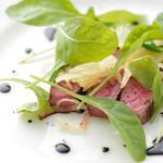 リストランテ・ディ・オークビレッジ メインダイニング - 料理写真:素材の味を引き出す味付けは何度も食べたくなるはず。