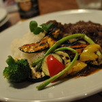 22529918 - 野菜 カレー