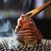 クンサンチャーリム - 料理写真:厚切りのタンも炭火でじっくりと