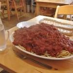ピアピア - スペック「麺1.8kg+ソース700g」
