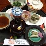 小鹿野温泉 くつろぎの宿 須崎旅館 - 料理写真: