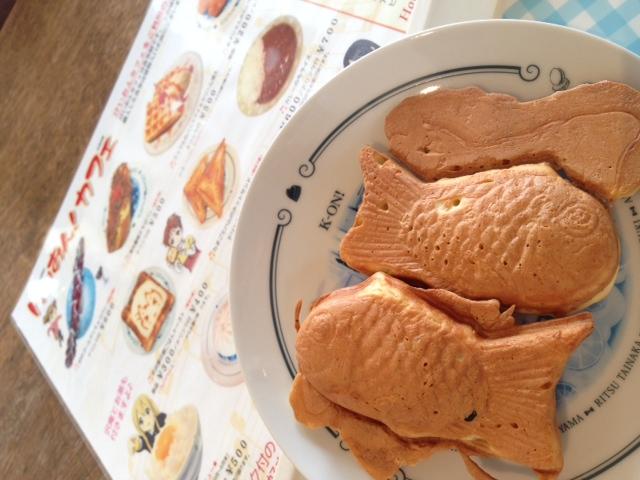 豊郷小学校旧校舎内カフェ