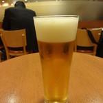 カフェ・ベローチェ - 生ビール:320円