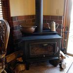 カレント - 暖炉:暖かいですー