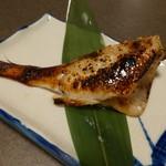 のどぐろ屋 - のどぐろ塩麴焼き(1200円)
