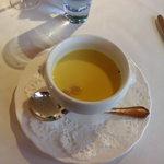 レストラン・マッカリーナ - おかわりしたくなるほど甘ーいコーンスープ