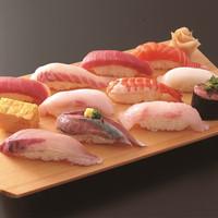 ■魚がし日本一名物 & 寿司盛合せ■