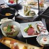 山茶花 - 料理写真:『宝 たから』 神戸牛の鉄板焼きが味わえる昼席の特上コース