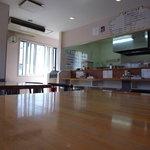 札幌ラーメン 三九 - 清潔な店内