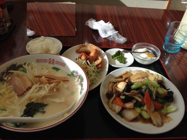 台湾料理 龍香