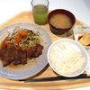 フェスティバル キッチン - 料理写真:ステーキ定食 780円