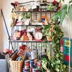 紙ひこうき - <'13/11/19撮影>店内のテーブル席の風景です