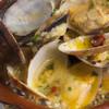 サウダージ - 料理写真:静岡県浜名湖産 あさりの漁師風 サフラン風味