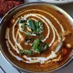 インドレストラン ガンジー   - チキンカレー