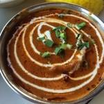 インドレストラン ガンジー   - マトンカレー