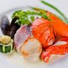 レストラン アンサンブル - 料理写真:魚料理の内容は新鮮魚介類を使用しておりますので当日決まります。