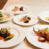 エジリオ サーラ - 料理写真:クリスマスディナー2012