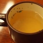 せんば自由軒 - スープ